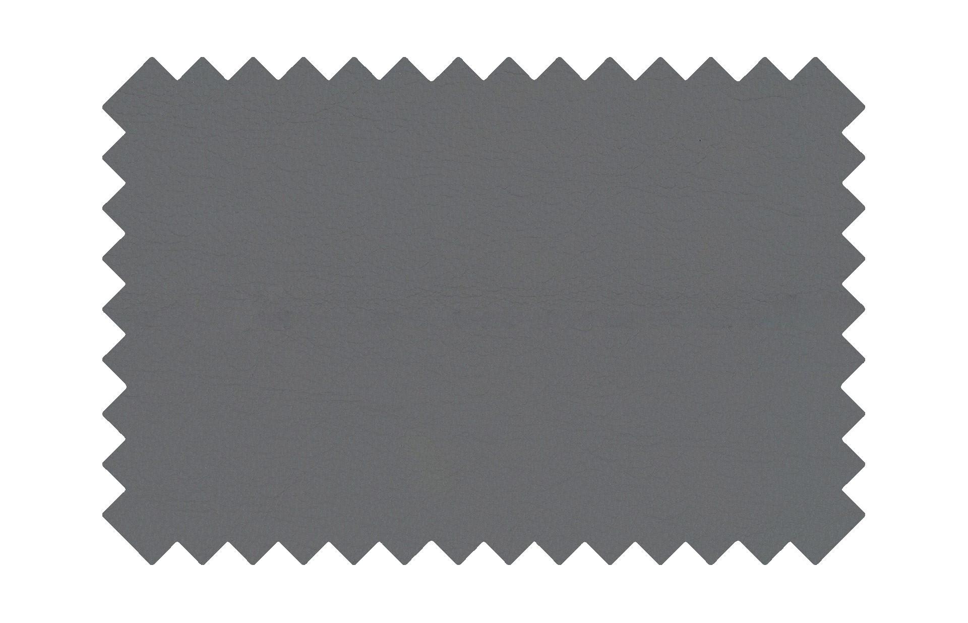 Leder Grau
