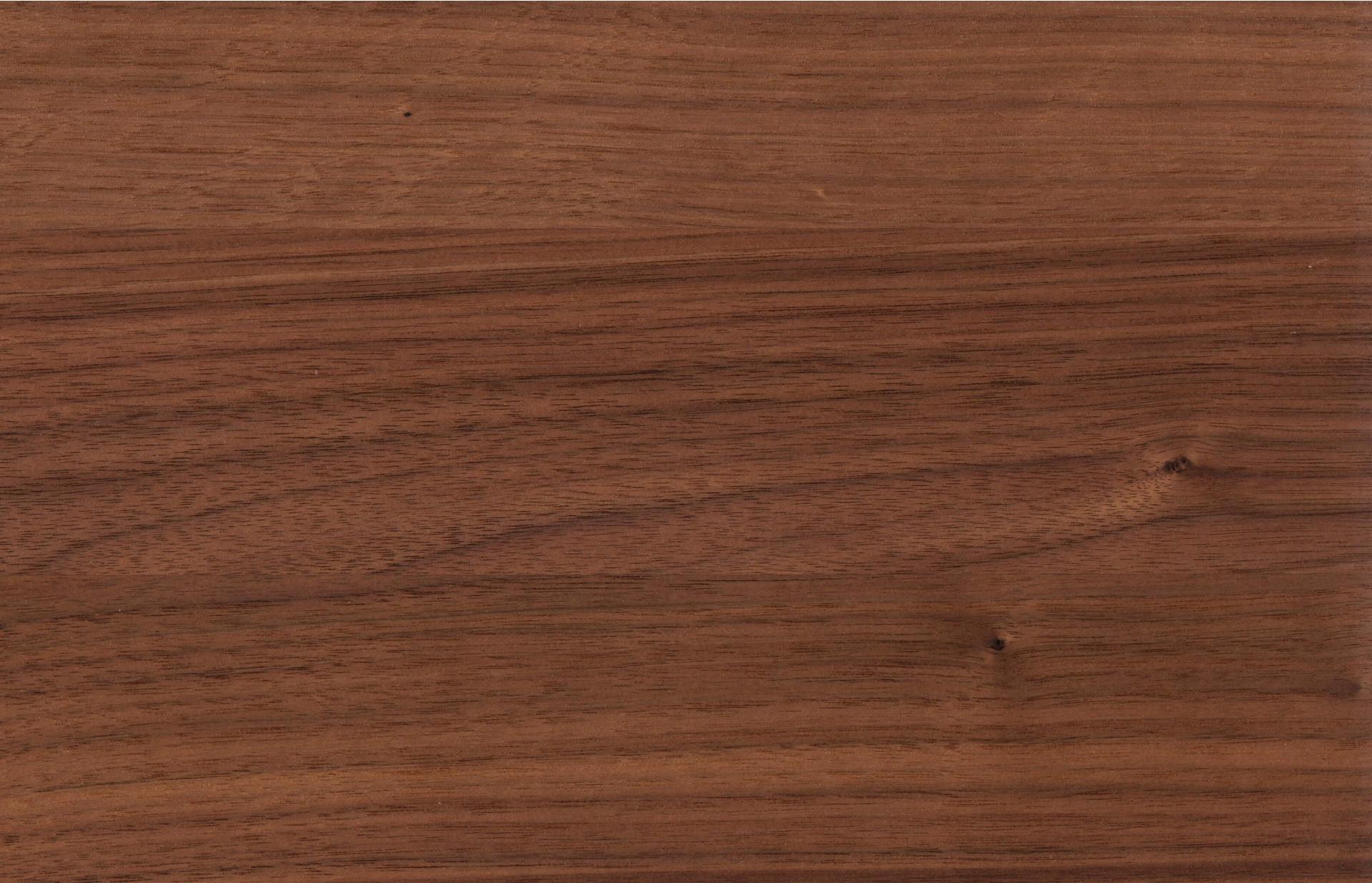 Holzmuster in Nussbaum natur geölt